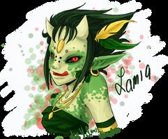 Ernya com: kleptomaniac by WolfsNeverDie
