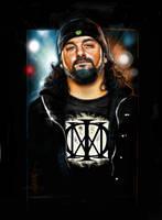 Mike Portnoy by jjportnoy