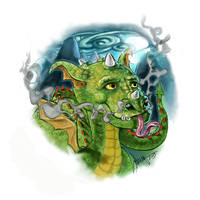 Dragon by jjportnoy