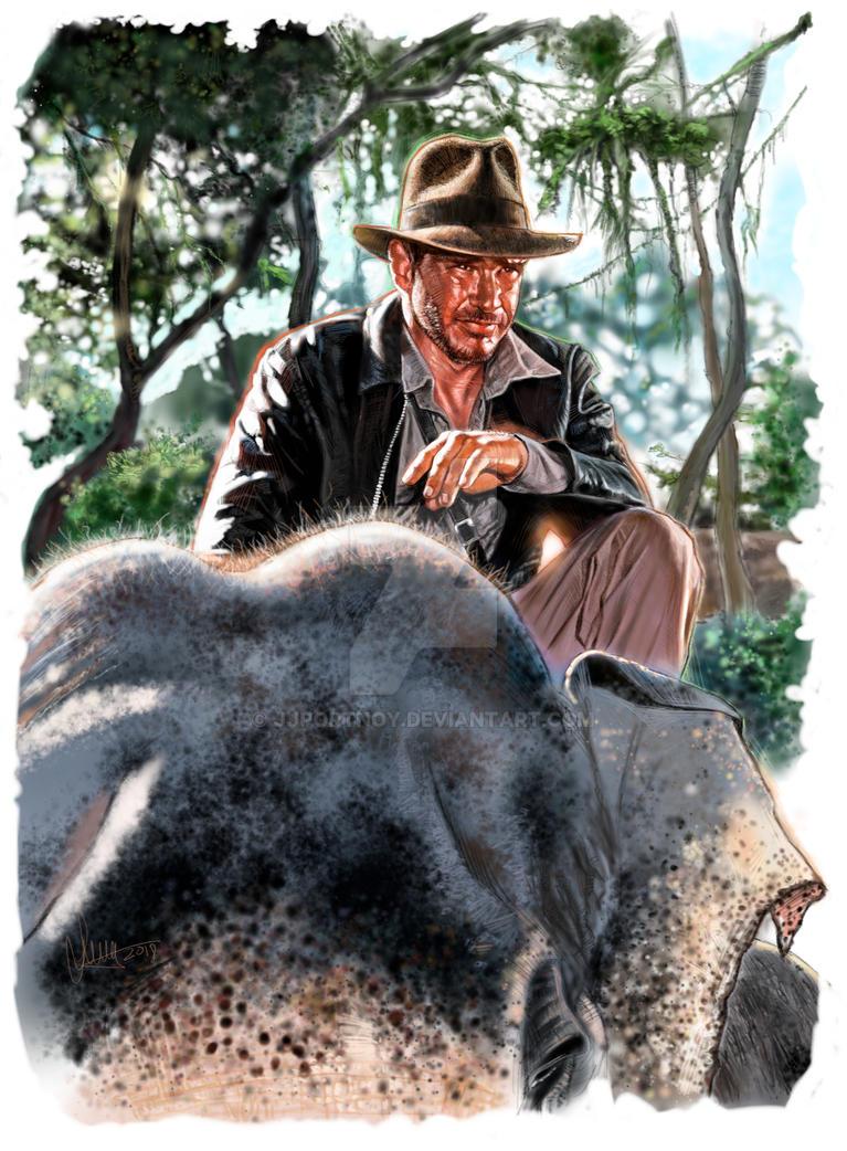 Indy Elefante by jjportnoy