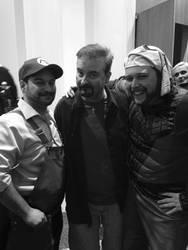 Brian O' Halloran - Rhode Island Comic Con 2015 by djcos25