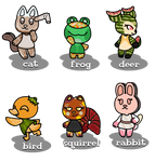Point Adopts! Batch 2 (ACNL) (OPEN)