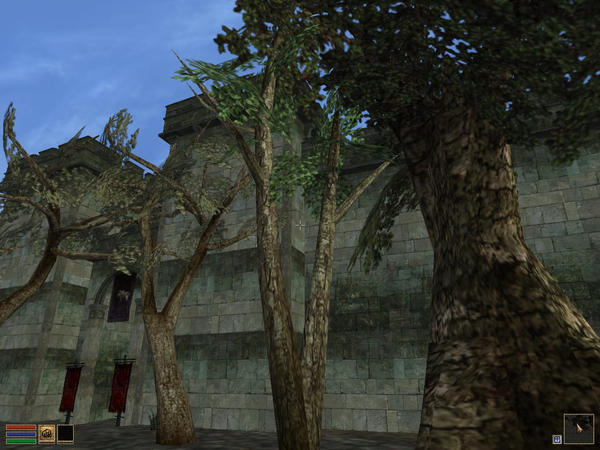 Black Rose Castle by damodar