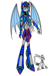 TFP Sapphire 2.0 by LatiasPrime