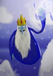 Rei Gelado by ivsonwild