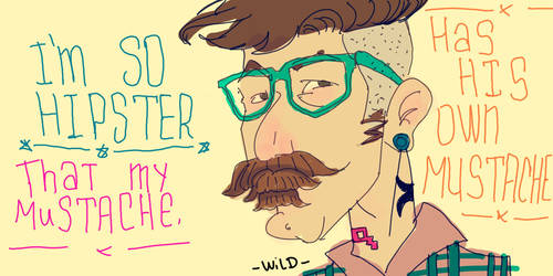 So hipster by ivsonwild