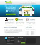 beatific - Website template