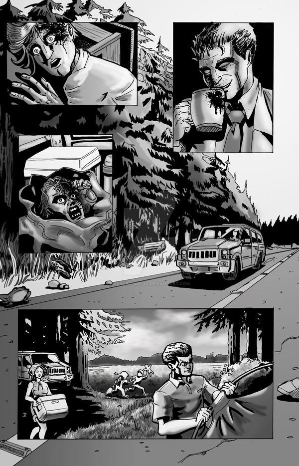 DumpSite page 02 greyscale by AlvaroMurga