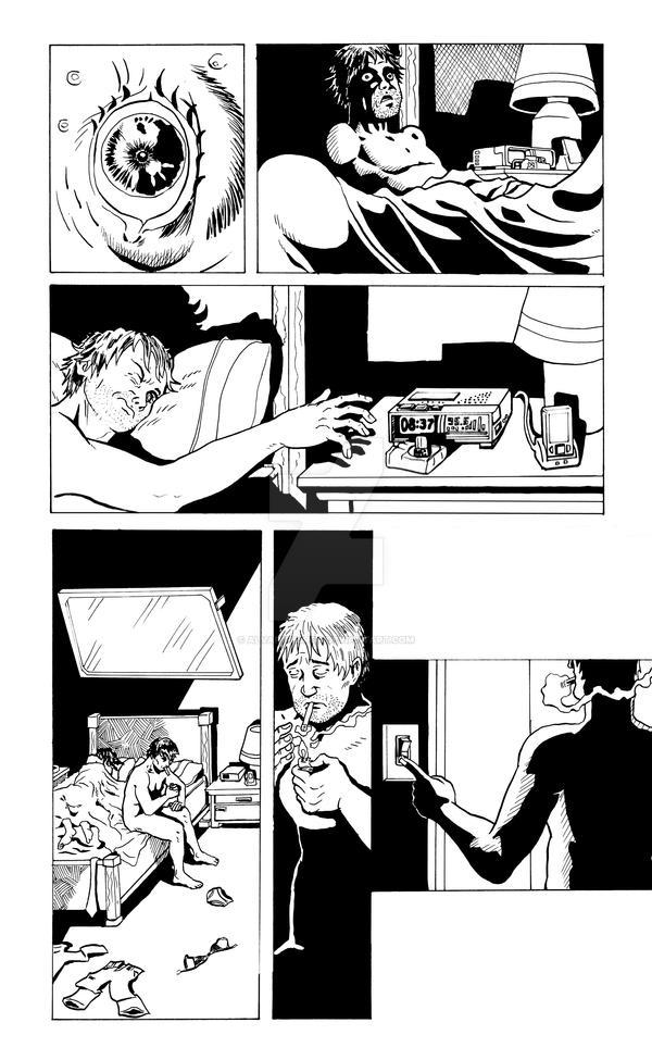 Whispers from the desert pg 4 by AlvaroMurga
