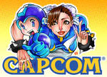 CAPCOM Cover - Li and Mega