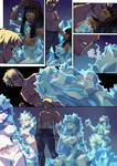 Commission - Comic Page Ice 2