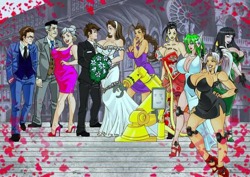 Commission Mombot S Wedding