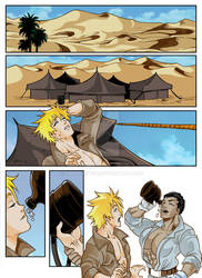 Commission Page - Desert Adventure