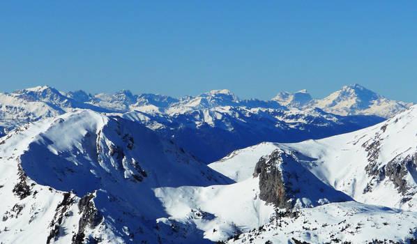 Mountains of Austria 3