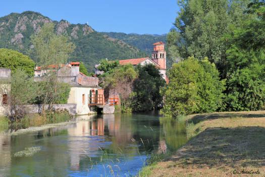 Meschio river 4