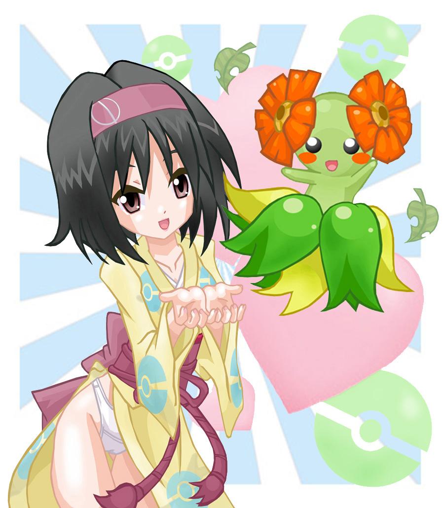 Erika Celadon GYM Leader by NarutoMax