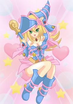 Dark Magician Girl  Card Summon CG