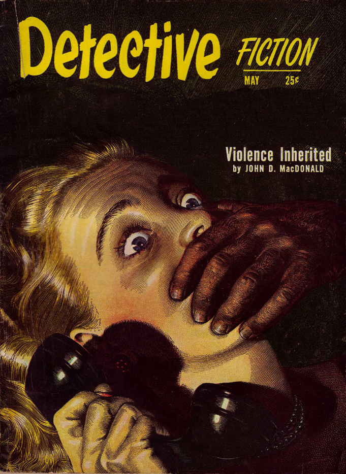 Detective Fiction by trichyda