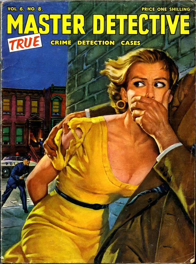 Master Detective by trichyda