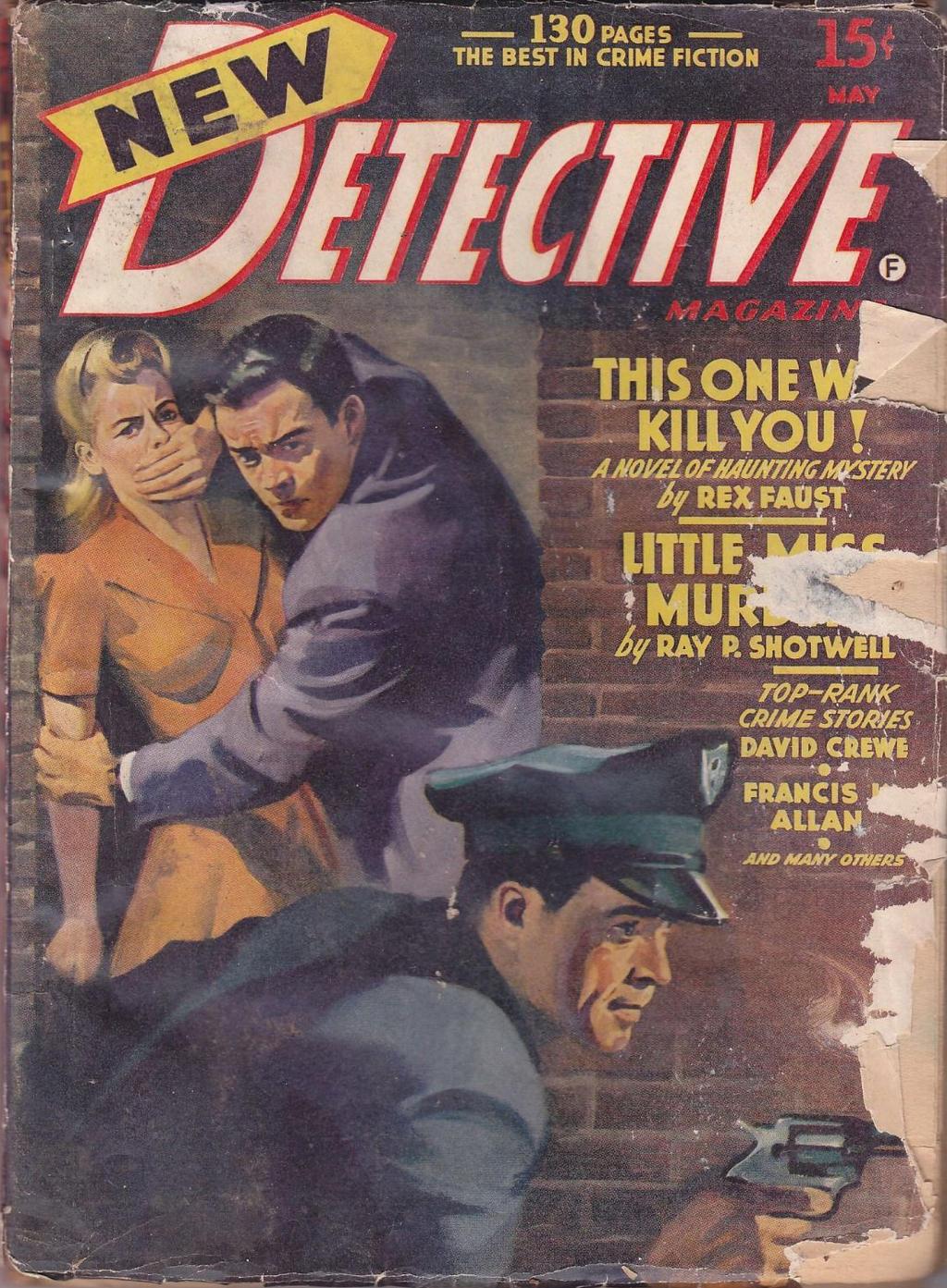 New Detective by trichyda