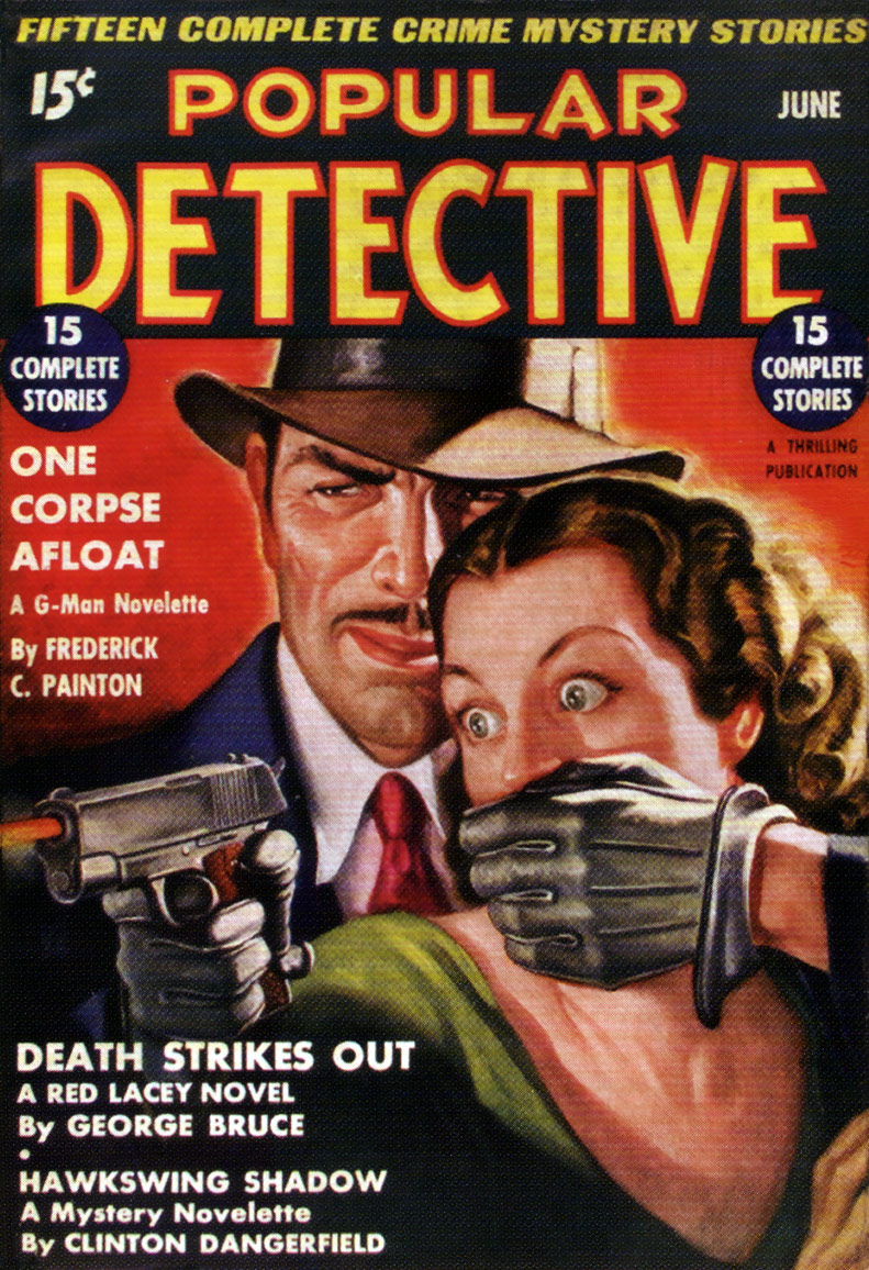 Popular Detective by trichyda