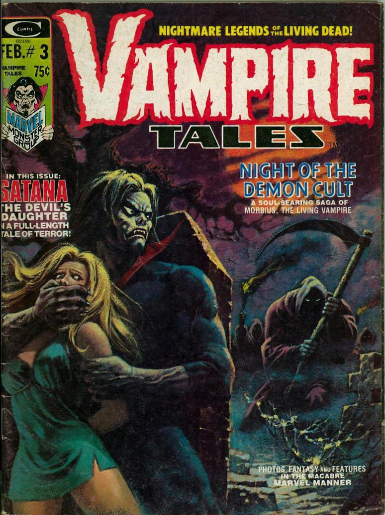 Vampire Tales by trichyda