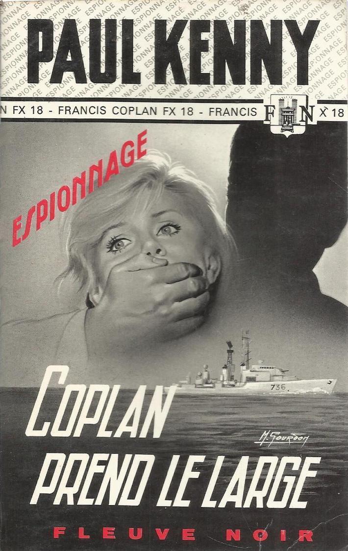 Espionnage 3 by trichyda