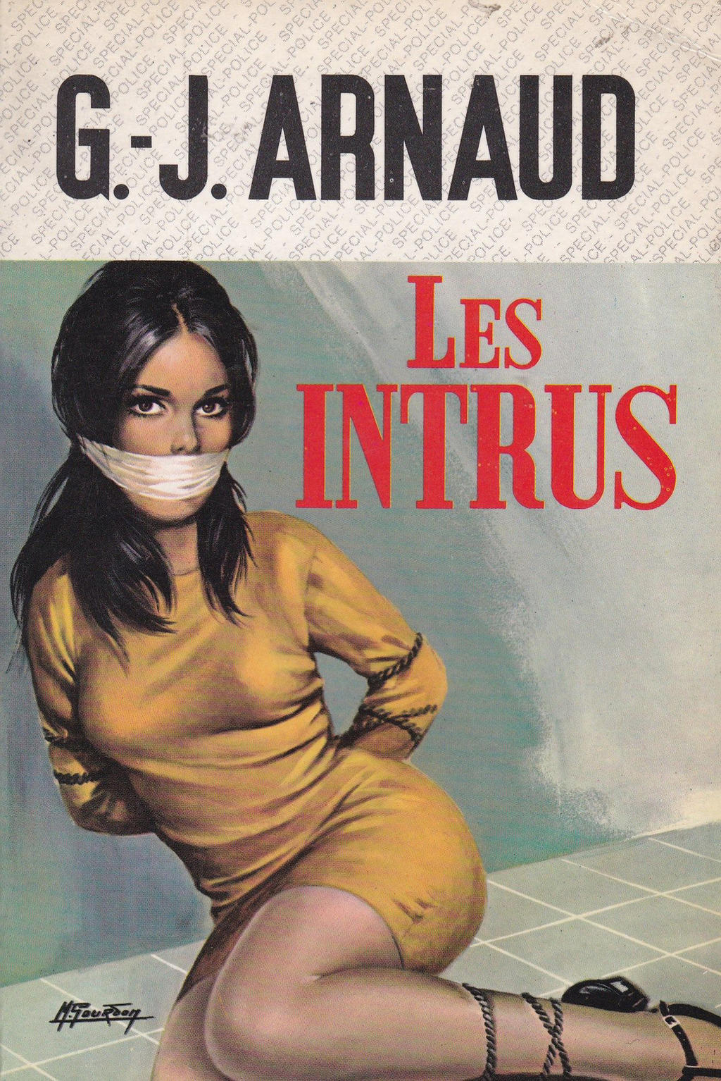 Les Intrus by trichyda