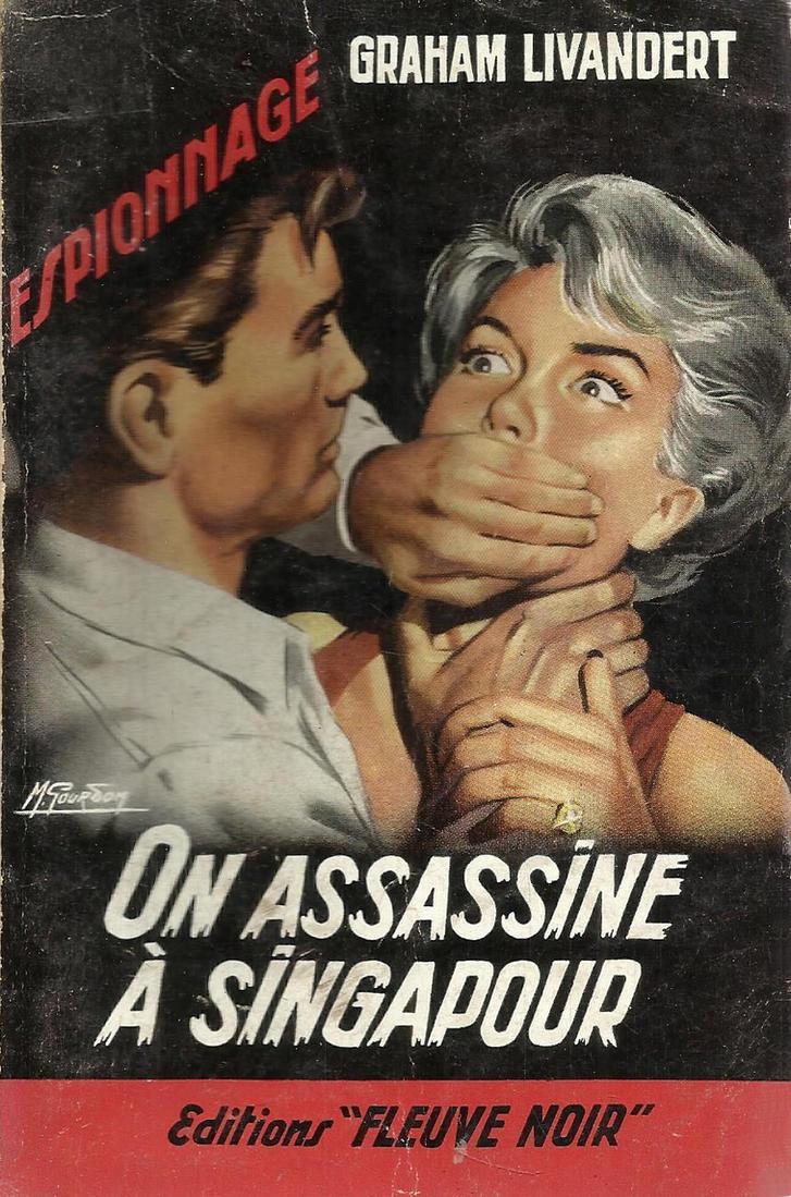 Espionnage 9 by trichyda