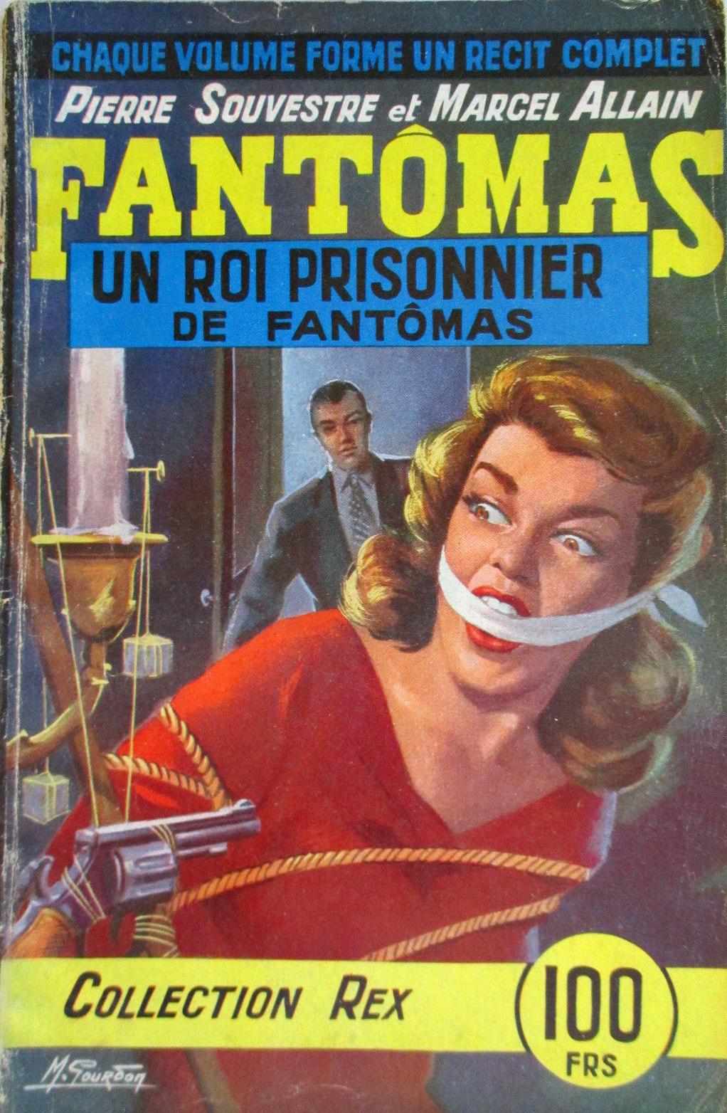 Fantomas by trichyda