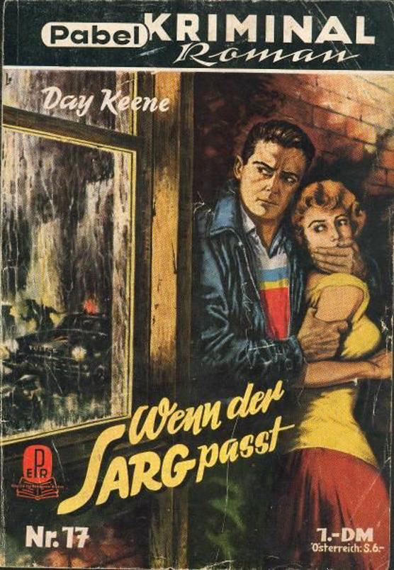 Kriminalroman by trichyda