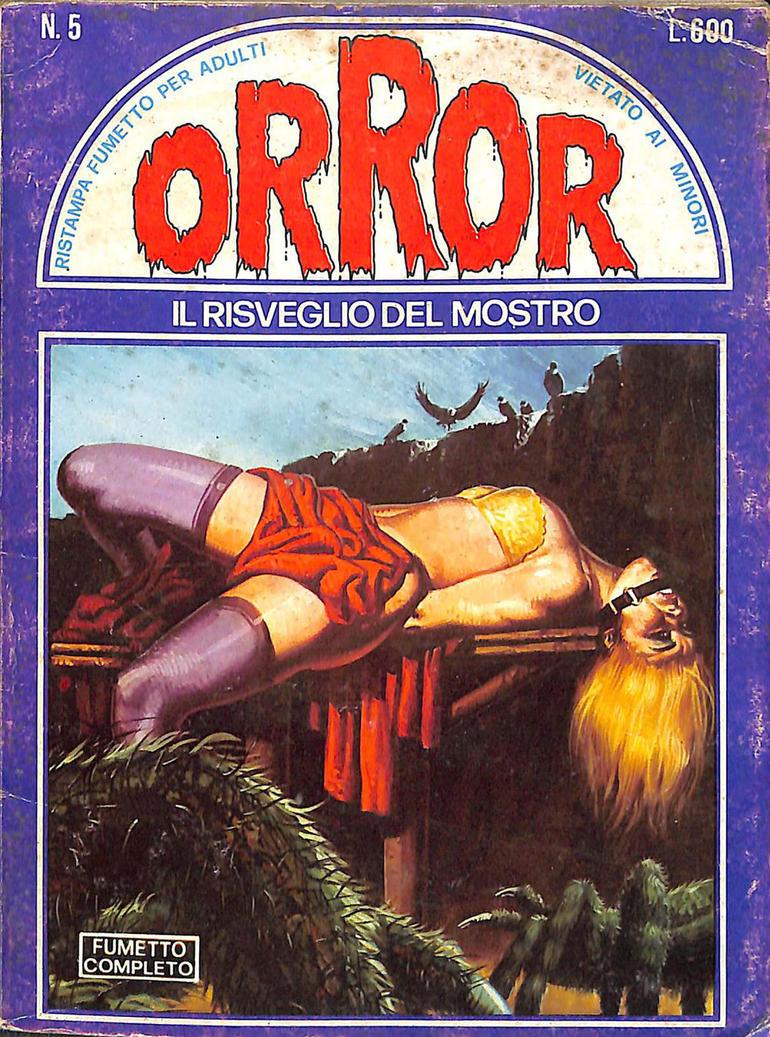 Orror by trichyda