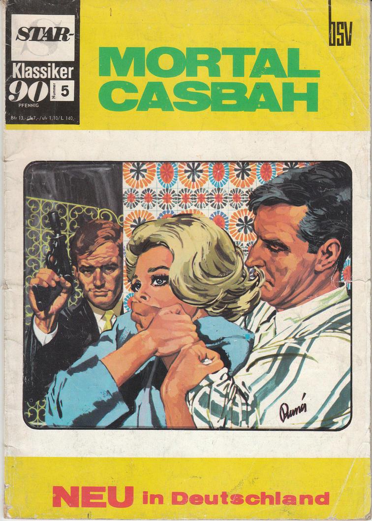 Casbah by trichyda