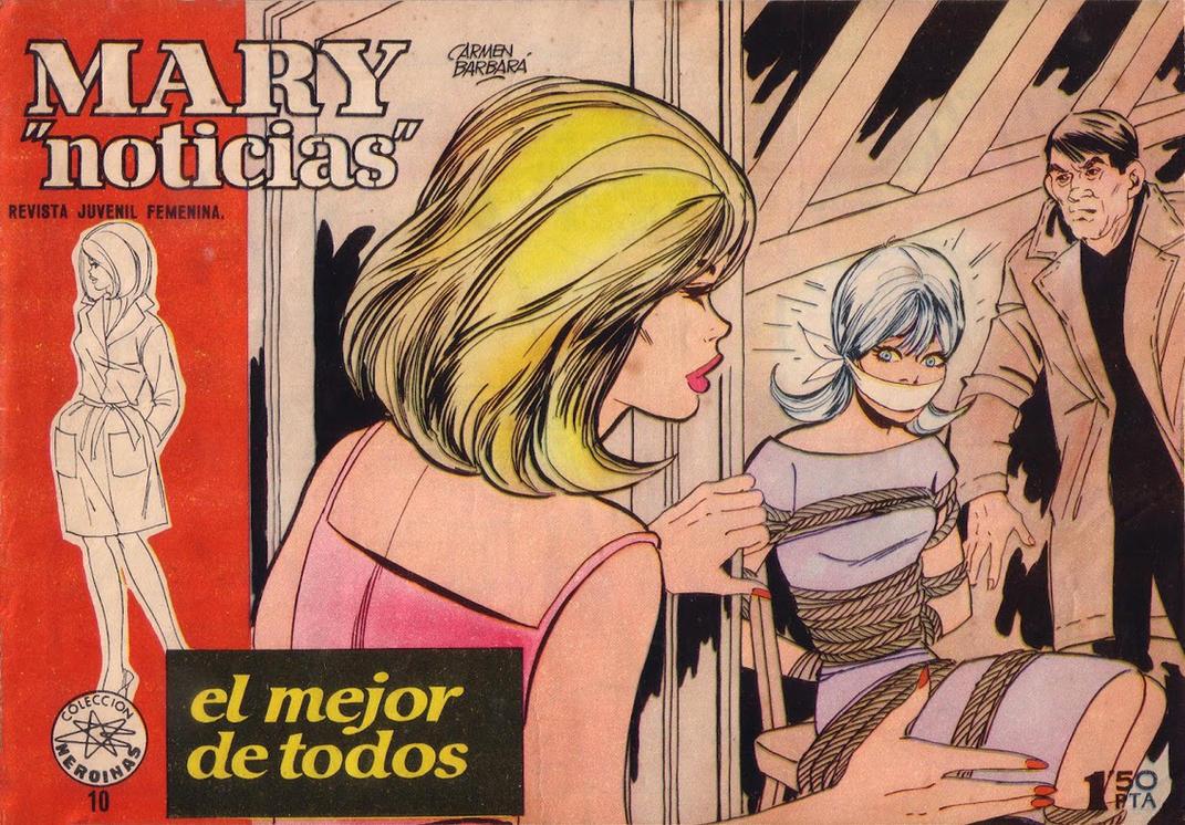 Mary by trichyda