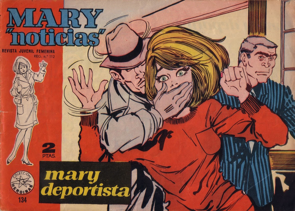 Mary 2 by trichyda