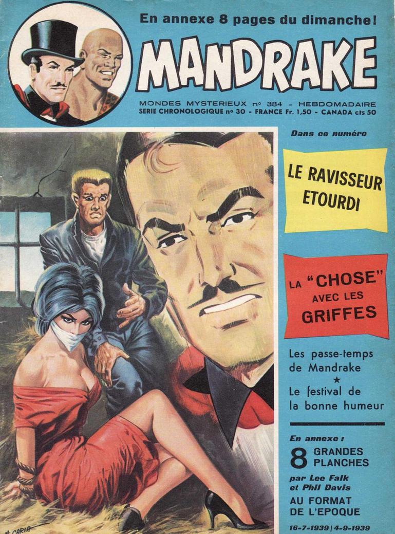Mandrake by trichyda