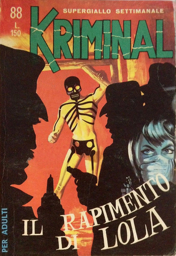 Kriminal2 by trichyda