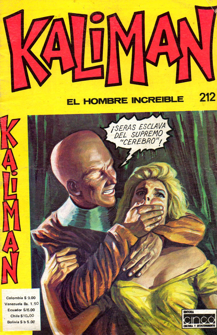 Kaliman by trichyda
