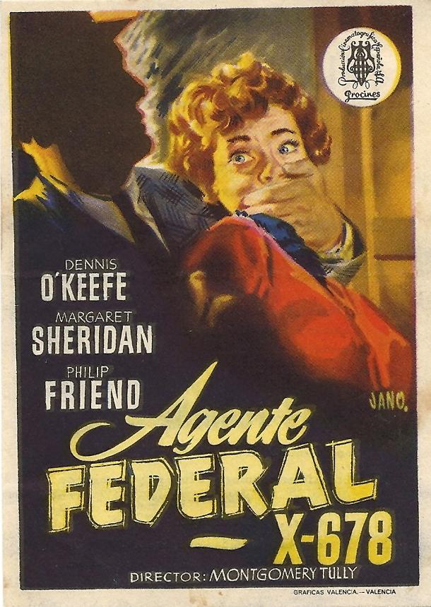 Agente Federal by trichyda
