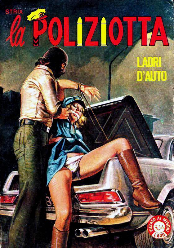 Poliziotta by trichyda