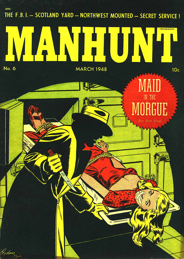 Manhunt by trichyda