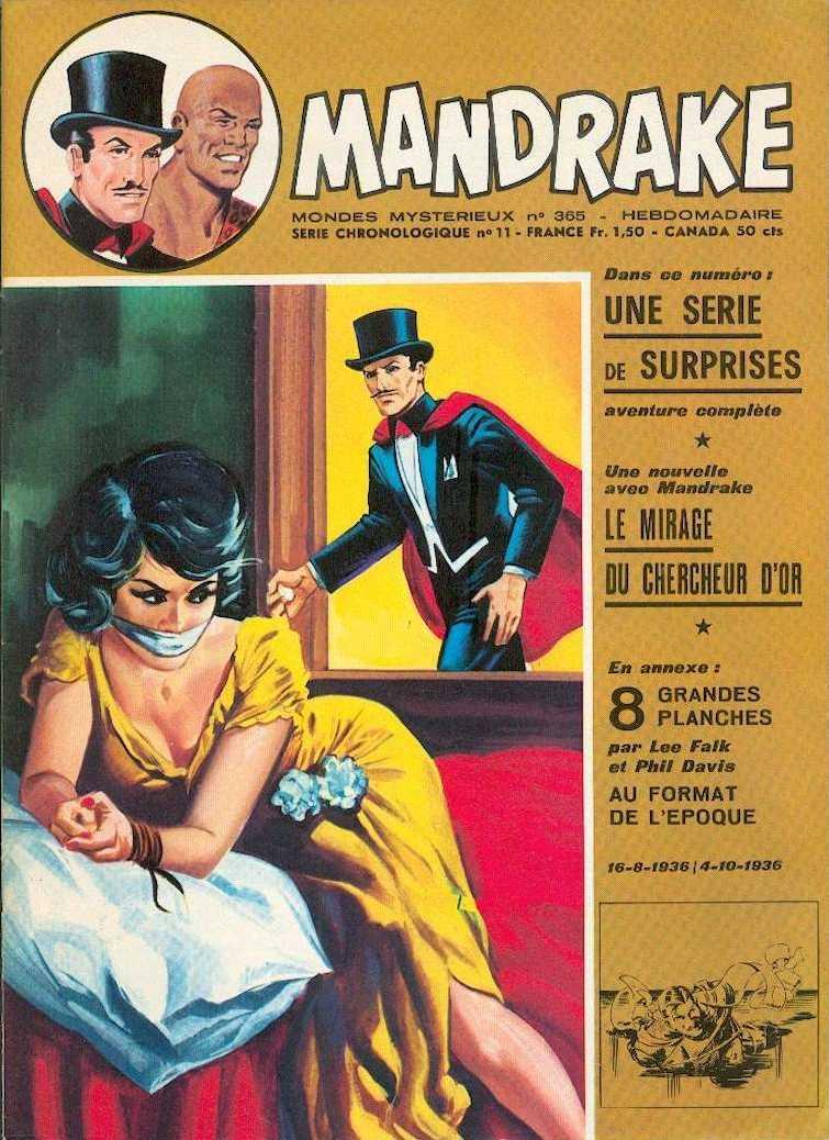 Mandrake 2 by trichyda