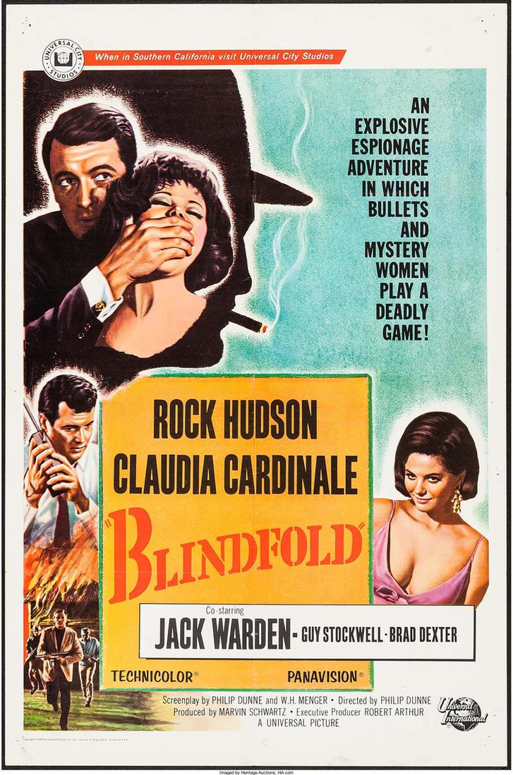 Blindfold by trichyda