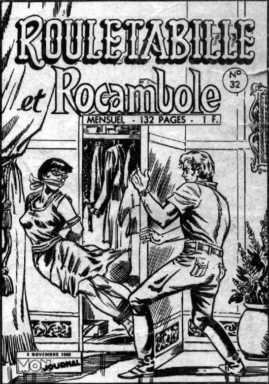 Rouletabille by trichyda