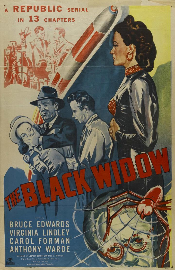 Widow by trichyda