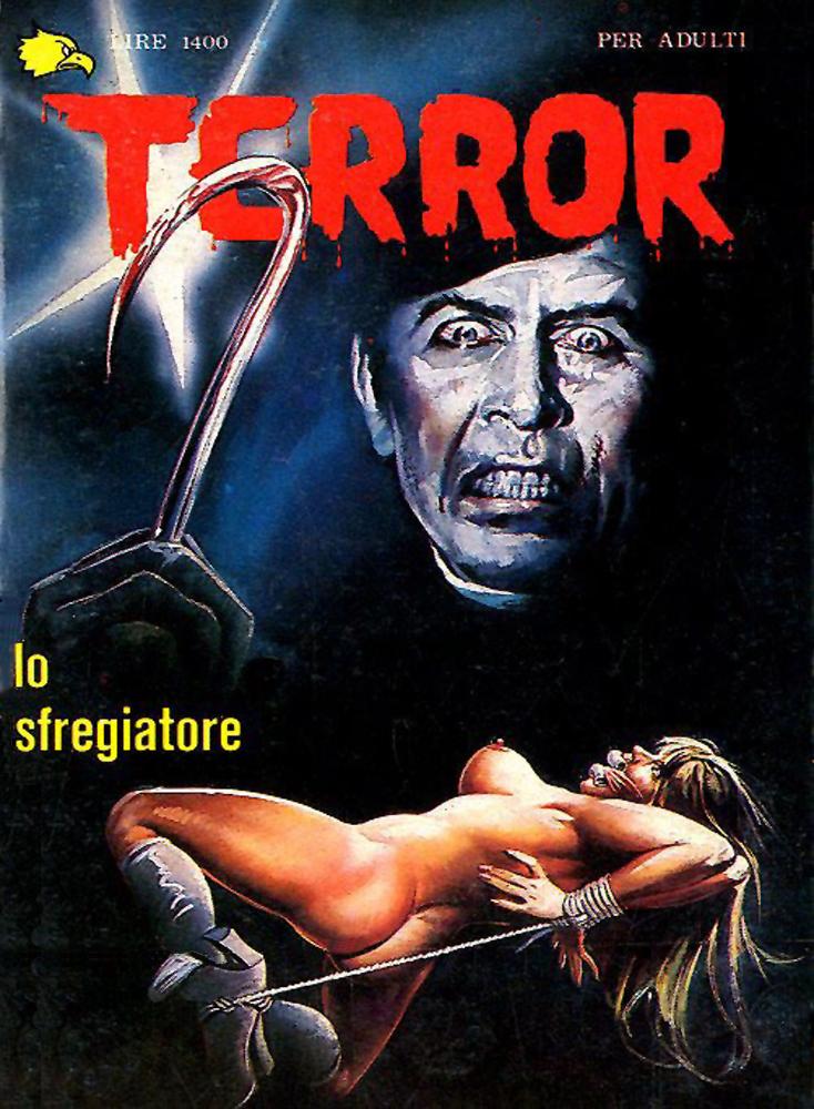 Terror by trichyda