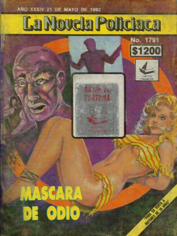 Mascara by trichyda