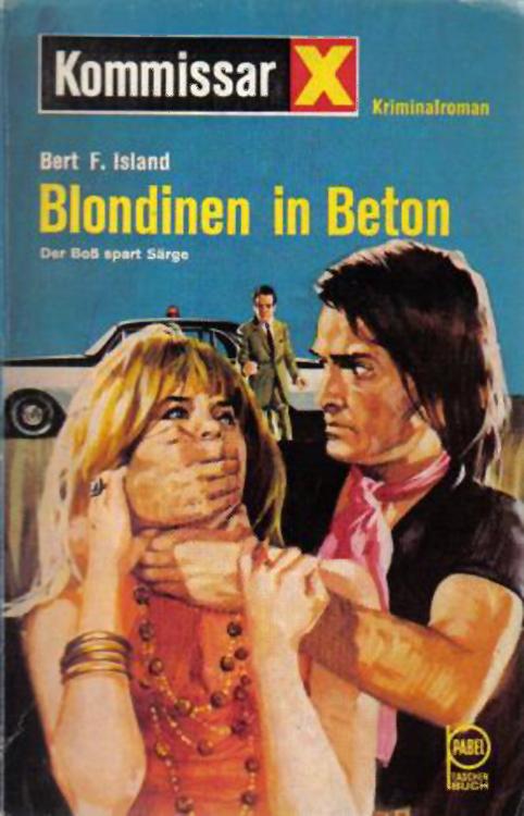Blondinen by trichyda