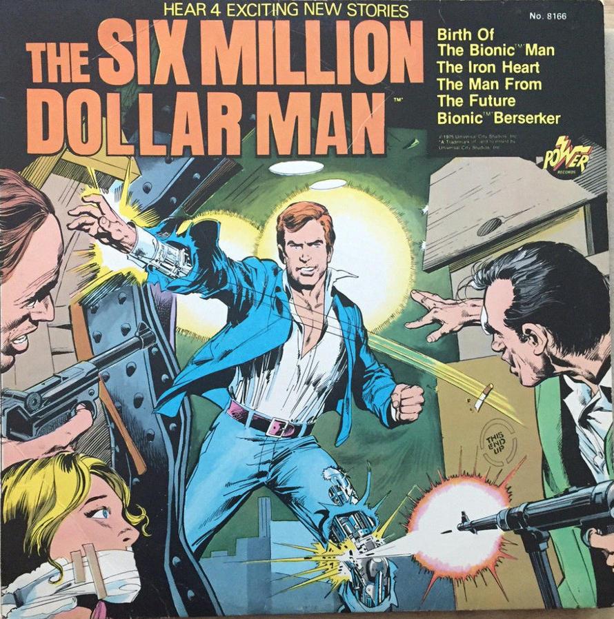 Six million by trichyda
