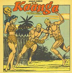 Kaanga by trichyda
